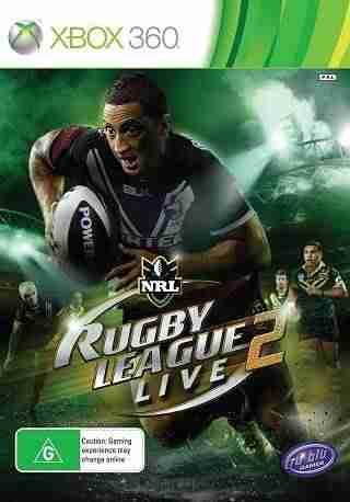 Descargar Rugby League Live 2 [English][PAL][XDG2][iMARS] por Torrent